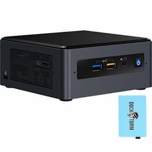 Intel NUC NUC8I5BEH Home and Business Desktop Black (Intel i5-8259U 4-Core, Intel Iris Plus 655, for $700