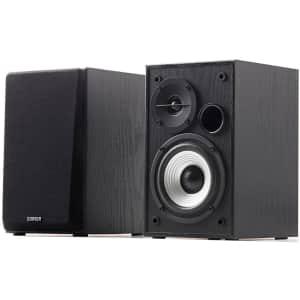 """Edifier R980T 4"""" Active Bookshelf Speaker Pair for $70"""