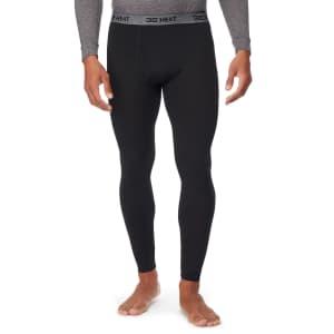 32 Degrees Men's Heat Plus Leggings for $8