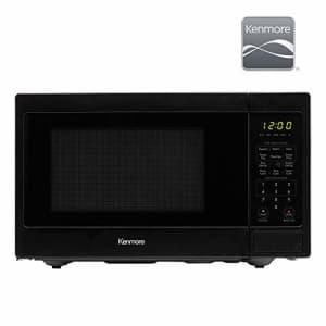 Kenmore 70929 0.9 cu. ft Small Compact 900 Watts 10 Power Settings, 12 Heating Presets, Removable for $105