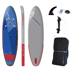 iGO Deluxe SC 10.7-Foot Inflatable Stand-Up Paddle Board for $780