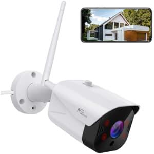 NGTeco 1080p Home Security Camera for $40