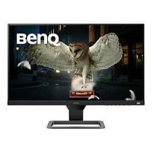 BenQ EW2780 24-inch 1080p Eye-Care IPS LED Monitor 75Hz, HDRi, HDMI, Speakers, Black for $200