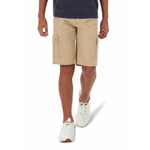 Lee Jeans Lee Boys' Westport Cargo Short, Travertine, 14 Regular for $12
