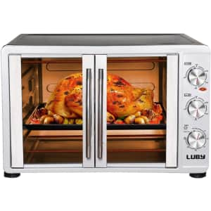 Luby Extra Large Toaster Oven for $110