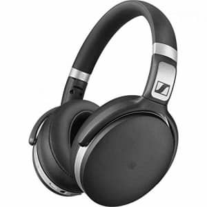Sennheiser HD 4.50 Bluetooth Wireless Headphones with Active Noise Cancellation, Black and for $222
