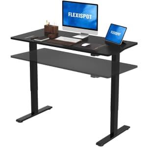 Flexispot Electric Adjustable Standing Desk for $198
