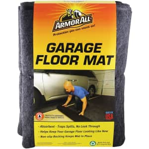 Armor All Small Vehicle Garage Floor Mat for $69