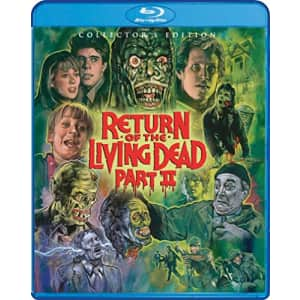 Shout Factory Return of the Living Dead 2 [Blu-ray] for $23