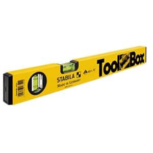Stabila Inc. Stabila 16320 Toolbox Spirit Level, Yellow for $42