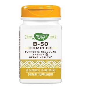 Nature's Way Vitamin B-50 Complex for $16