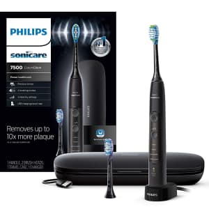 Philips Sonicare ExpertClean Bluetooth Rechargeable Electric Toothbrush for $148
