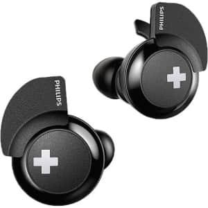 Philips BASS+ True Wireless In-Ear Headphones for $20