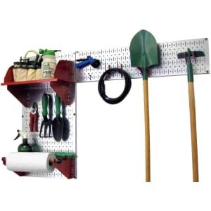 Wall Control Pegboard Garden Tool Organizer for $81