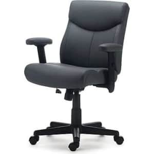 Staples Traymore Luxura Managers Chair for $90
