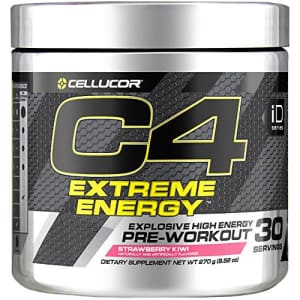 Cellucor C4 Extreme Energy Pre Workout Powder Energy Drink with Caffeine, Creatine, Nitric Oxide & for $35