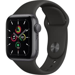 Apple Watch SE 40mm Smartwatch for $314