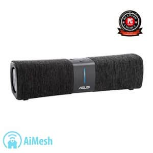 ASUS Lyra Voice All-In-One Smart Voice Home Mesh WiFi Tri-Band Router (AC2200), Amazon Alexa for $80