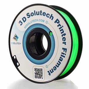 3D Solutech See Through Green 1.75mm PETG 3D Printer Filament 2.2 LBS (1.0KG) - PETG175GRN for $23