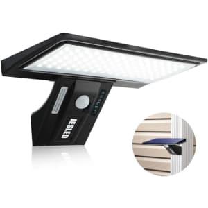 Jesled Solar LED Security Light for $22