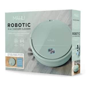 Mahli Robotic 3-in-1 Vacuum Cleaner for $40
