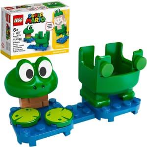 LEGO Super Mario Frog Mario for $6
