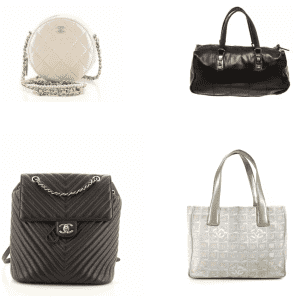 Used Chanel Handbag Sale at eBay: $100s off 1,600 styles