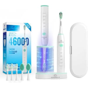 Ezdaily Electric Toothbrush for $98