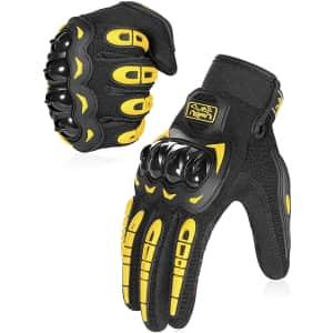 Cofit Men's/Women's Motorcycle Gloves for $10
