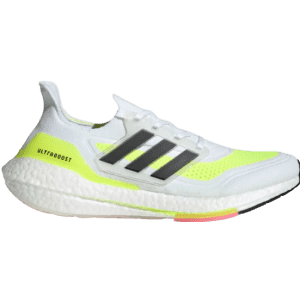 adidas Men's Ultraboost 21 Shoes for $108