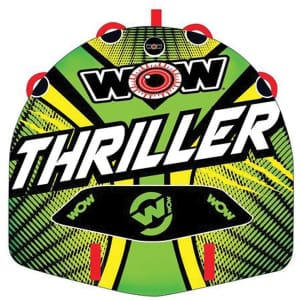 WOW Watersports Thriller Towable for $90