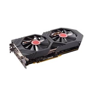 XFX Radeon RX 580 GTS Black Edition 1425MHz OC+, 8GB GDDR5, VR Ready, Dual BIOS, 3xDP HDMI DVI, AMD for $1,026
