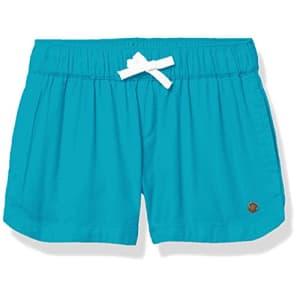 Roxy girls Una Mattina Beach Casual Shorts, Biscay Bay 212, 8 US for $22