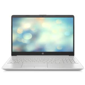 """HP 11th-Gen. i3 15.6"""" Laptop w/ 256GB SSD for $399 for members"""