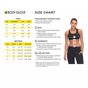 Body Glove Active Women's Atlas Performance FIT Activewear Legging Pant, Full Moon, Small for $71
