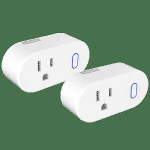 Lenovo Smart Plug 2-Pack for $18