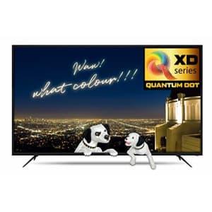 RCA RQSM6527 Smart TV, 55-inch, 4k UHD, Quantum Dot Pixel LED TV, Home Theater for $937