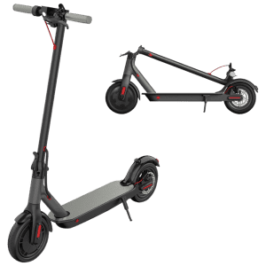 Jasscol J-Ion Solid Tire Electric Scooter for $299