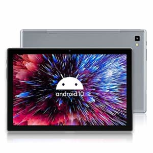 Blackview Tab8 Tablet, 10.1 inch Android 10 3g Phone Tablets with 64 GB Octa Core Processor, for $160