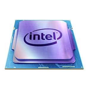 Intel Core i9-10900K Desktop Processor 10 Cores up to 5.3 GHz Unlocked LGA1200 (Intel 400 Series for $579