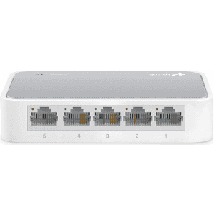 TP-Link 5-Port Switch for $9