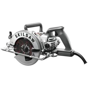 "Skil 15-Amp 1/4"" Worm Drive Circular SkilSaw for $119"