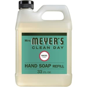 Mrs. Meyer's Clean Day 33-oz. Liquid Soap Refill for $4.89 via Sub & Save