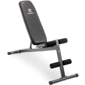 Marcy Exercise Utility Bench for $50