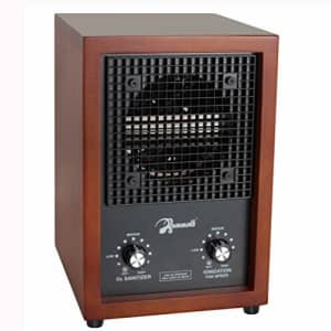 Mammoth Ion and Ozone Generator Air Purifier, Ionizer & Deodorizer adjustable up to 3,500 SqFt - Ideal for for $129