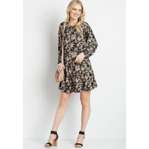 Maurices Women's Babydoll Mini Dress for $13