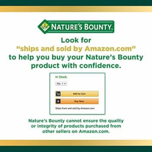 Nature's Bounty Energy Complex Gummies, 250 MCG, 60 Count for $8