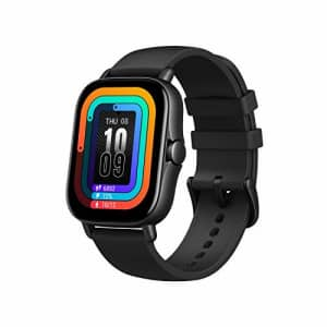 Amazfit GTS 2 Smartwatch for Android Phone iPhone, with Alexa Built-In, GPS Fitness Watch for Men for $180
