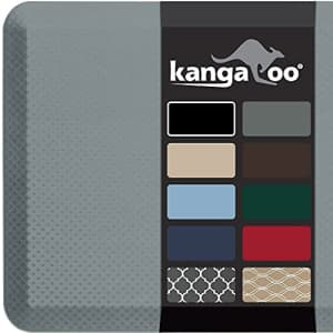 Kangaroo Original 3/4 Inch Thick Superior Cushion, Stain Resistant Kitchen Rug and Anti Fatigue for $55