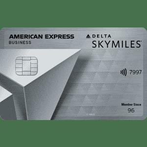 Delta SkyMiles® Platinum Business American Express Card: Earn 90K Bonus Miles, 10K MQMs, & $100 Credit